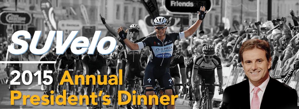 2015 Annual President's Dinner