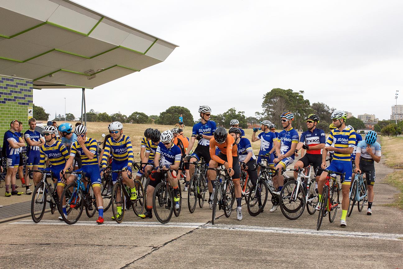 2016 SUVelo Club Championships