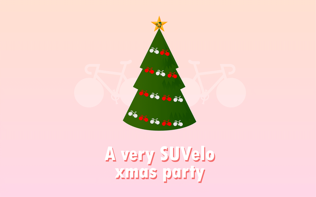 SUVelo Christmas Party