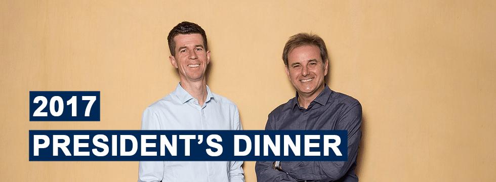 2017 President's Dinner