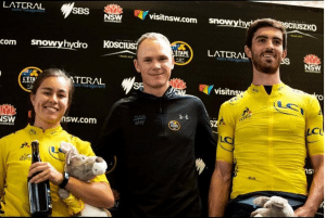 Coyle, Froome and Ricardo